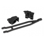 Traxxas battery hold down, tall, LCG Chassis