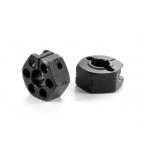Xray XB4 Alu Wheel Hub 12MM Offset +1.50mm (2)