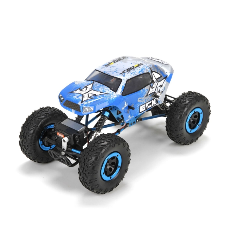 ECX Temper 1/18 4WD Rock Crawler Brushed RTR
