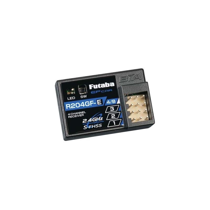 Futaba R204GF-E 4-Channel S-FHSS Micro Receiver w/ Internal