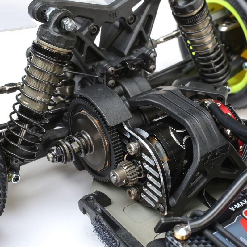TLR 22 5 0 AC (Astro/Carpet) Race Kit: 1/10 2WD Buggy KIT