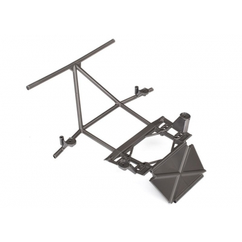 Tube chassis-Chassis, center section front