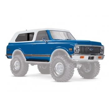 Body Chevrolet Blazer 1972 Blue (set with accessories)