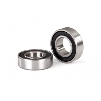 Ball bearing Blacke rubber seal (8x16x5mm) (2)