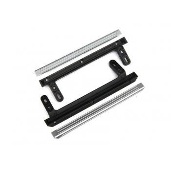 Rock sliders + accessories Merceds-Benz G 500
