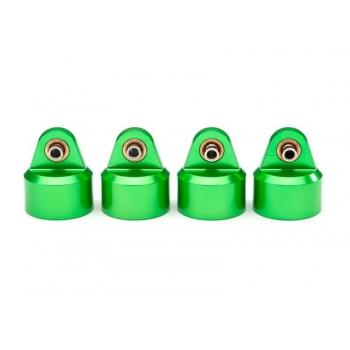 Shock-caps Alu green GT-Maxx Shocks (4)