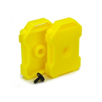 Fuel canisters (yellow) (2)/ 3x8 FCS (1)