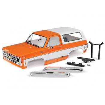 Body Chevrolet Blazer 1979 Orange (set with accessories)