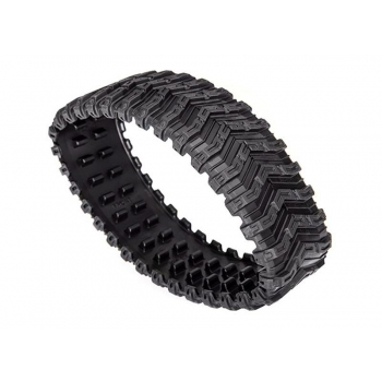 Treads, All-Terrain, TRX-4® Traxx  (front, left or right) (rubber) (1)