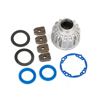 Diff-carrier Alu front/Center, Diff-seals