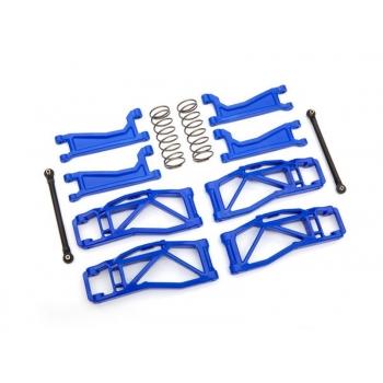 Suspension kit WideMaxx Blue Suspension arms, toe links +springs rear