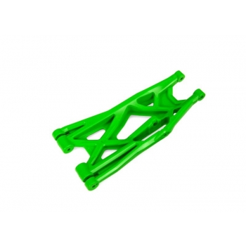 Suspension arm, green, lower (left, front or rear), heavy duty (1)