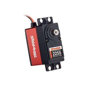 Servo 2255 Digital high-torque 400 Brushless, metal gear