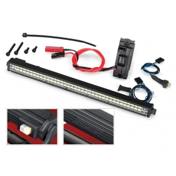 LED light bar kit (Rigid®)/power supply, TRX-4