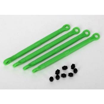 toe links F/R (molded) green