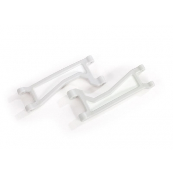 Suspension arms, upper, white (left or right, front or rear) (2) (for use with #8995 WideMaxx? suspension kit)