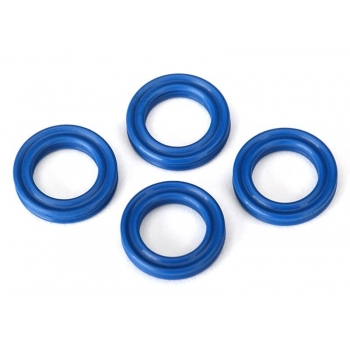 X-Ring seals, 6x9.6mm (4)