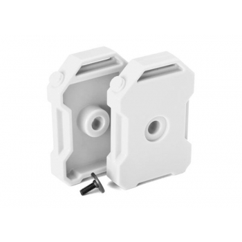 Fuel canisters (White) (2)/ 3x8 FCS (1)