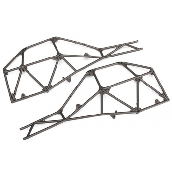 Tube chassis-Chassis Side section l&r