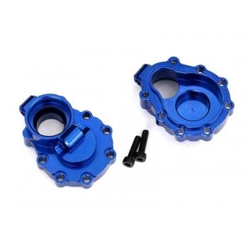 Portal-Housing inner Rear Alu Blue