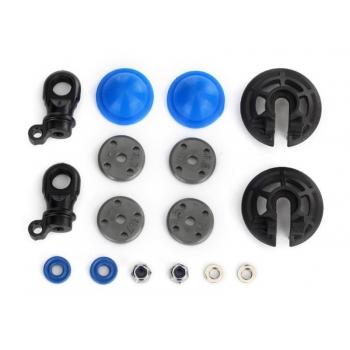Rebuild kit, GTR shocks (x-rings, bladders, pistons, piston nuts, shock rod ends) (renews 2 shocks)
