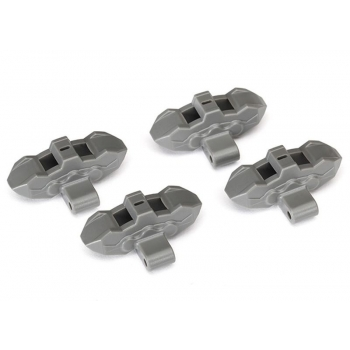 Brake calipers, front or rear (grey) (4)