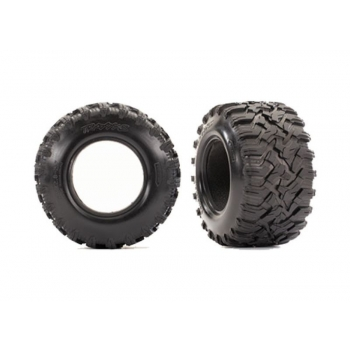 "Tires, Maxx? All-Terrain 2.8"" (2)/ foam inserts (2)"