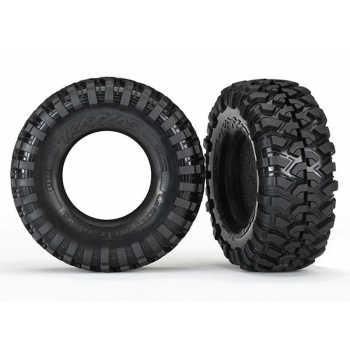 """Tires, Canyon Trail 4.6x1.9"""" (S1 compound)/ foam inserts (2)"""