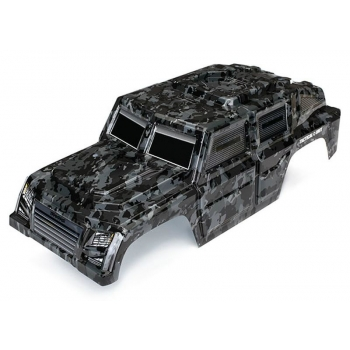 Body Tactical night camo, painted