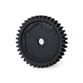 Spur gear, 39-tooth (32-pitch) (TRX-4)
