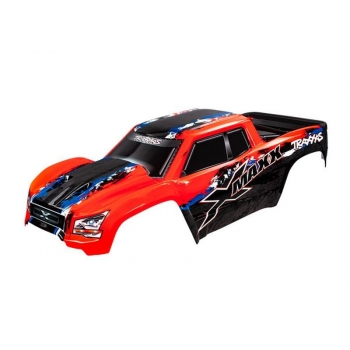 Body XMAXX Red with Decals