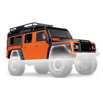 Body, Land Rover Defender, Adventure-Edition Orange/Black