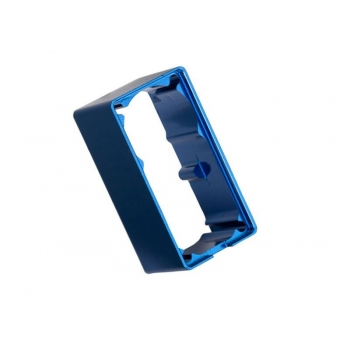 Servo case, aluminum (blue-anodized) (middle) (for 2250 servo)