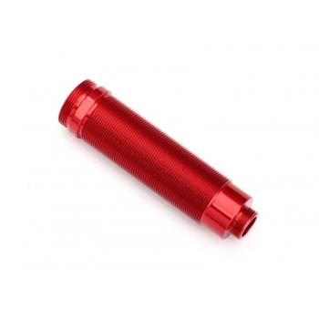 Shock Body GTR, 64mm Red Alu front threaded