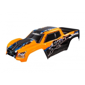 Body XMAXX Orange with Decals