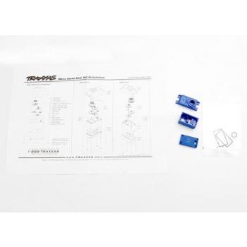 Servo case/gaskets (for 2065 waterproof sub-micro servo)