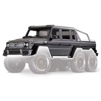 Body Mercedes Benz G63 Silver - matte