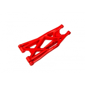 Suspension arm, red, lower (left, front or rear), heavy duty (1)