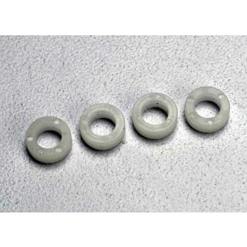 Bellcrank bushings (plastic) (4x7x2.5mm) (4)