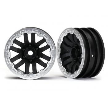 Wheels, TRX-4® 1.9 (satin beadlock) (2)