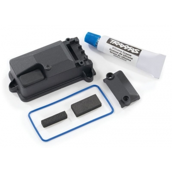 Receiver box cover (for use only with #8224 receiver box & #2260 BEC)