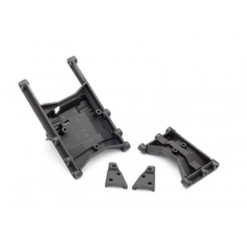 Chassis Crossmember indermediate (1) & Rear (1)