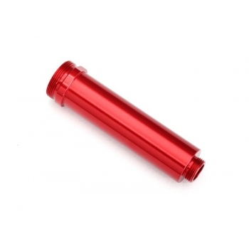 Shock Body GTR, 64mm Red Alu front without thread