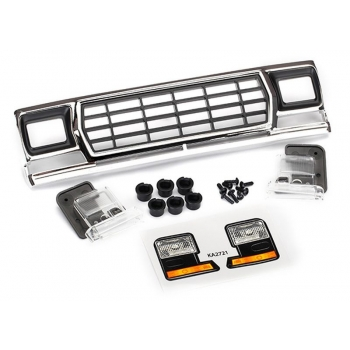 Ford Bronco Grill + accessories (for #8010 Body)