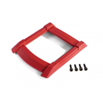 Skid plate, roof (body) Red