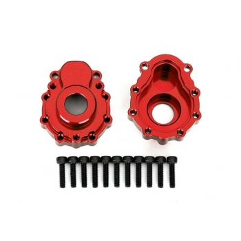 Portal-Housing outer Alu Red