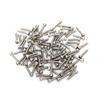 Hardware kit, stainless steel, beadlock rings (contains stainless steel hardware for 4 wheels)