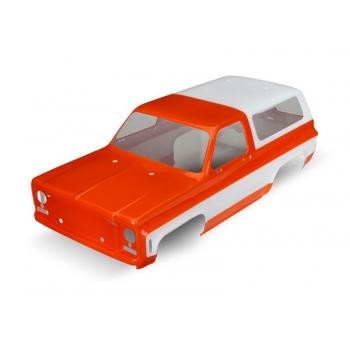 Body Chevrolet Blazer (1979) Orange (without accessories)