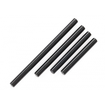 Suspension pin set, rear (left or right) (hardened steel)