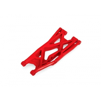 Suspension arm, red, lower (right, front or rear), heavy duty (1)